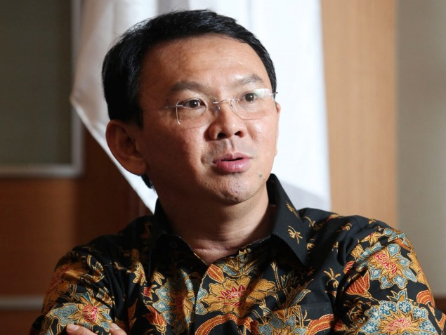 Ahok's Judicial Review Rejected