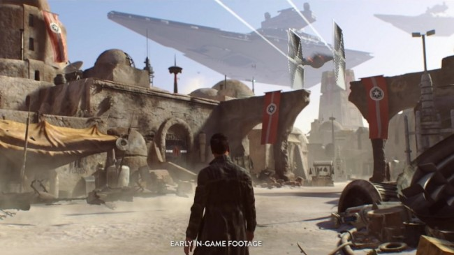 EA Ketahuan Garap Game Star Wars Open-World