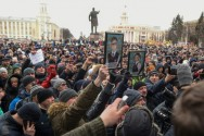 Anger Mounts in Russia over Mall Fire that Killed 41 Children