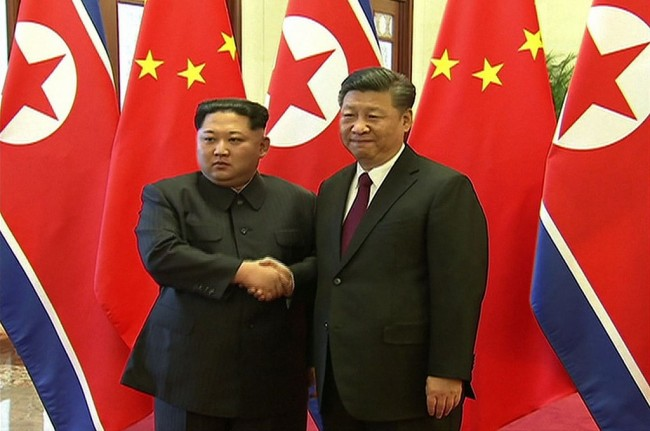 It's Good to Talk: N. Korea and China Sit Down At Last