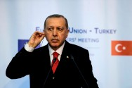 Turkey Won't Act against Russia 'Based on Allegation': Erdogan