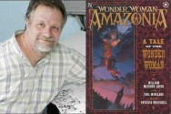 Artis Komik Wonder Woman, William Messner-Loebs Tak Punya Tempat Tinggal