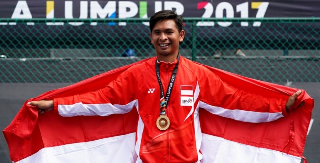 Christo Bantu Indonesia di Playoff Piala Davis