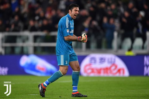 Gianluigi Buffon. (Foto: Official Juventus)