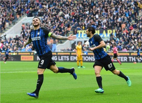 Mauro Icardi (AFP PHOTO / MIGUEL MEDINA)