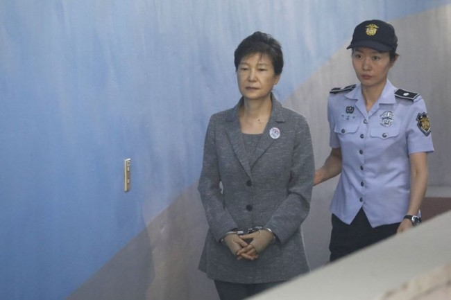 Corruption Verdict on S. Korea's Park to be Televised Live