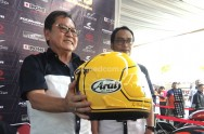 Arai Joey Dunlop, Hanya Dua Unit di Indonesia