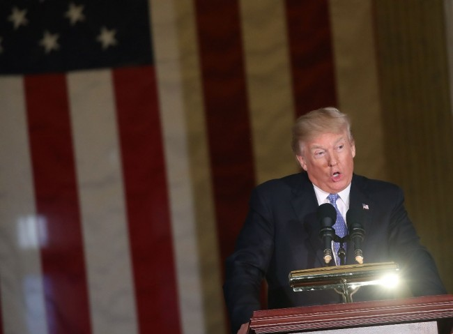 Trump Lashed out in Fury Over Immigration