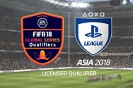 Sony Gelar Kompetisi PlayStation League Asia 2018 untuk FIFA 18
