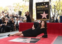 Hollywood Honors Lynda Carter, who Played Wonder Woman in 1970s