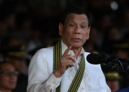 Philippines' Duterte Calls UN Rights Chief 'Empty-Headed'
