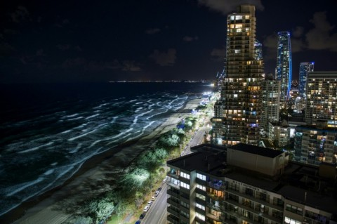 The Commonwealth Games are taking place in the Australian resort city of Gold Coast. (Photo:AFP/Francois-Xavier Marit)