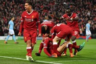 Liverpool Hajar City 3-0