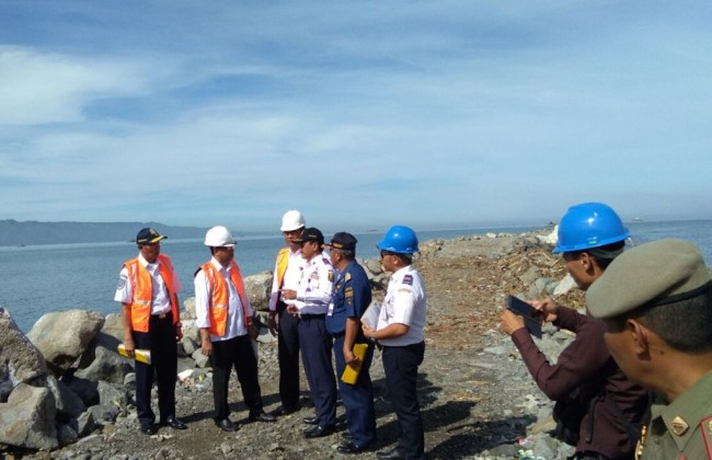 Port of Pelabuhan Ratu Fully Function in 2019