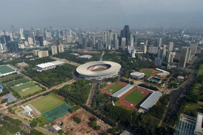 Asian Games Venues Fully Completed  by June: Minister