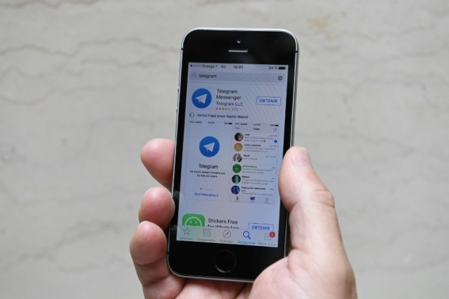 Russian Regulator Moves to Block Telegram Messaging App