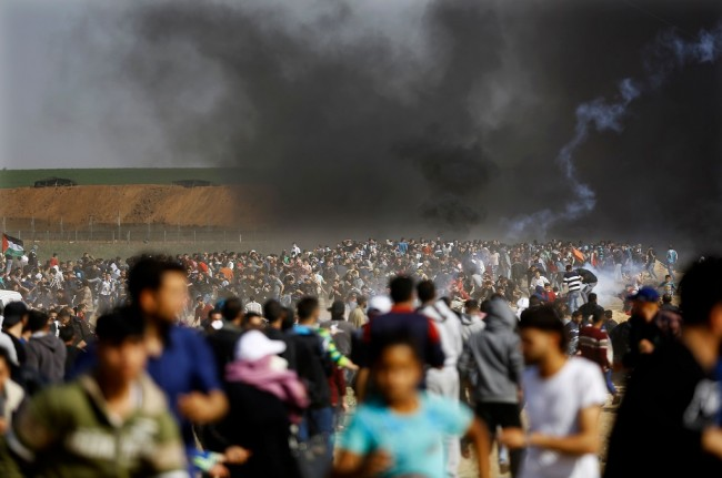 Gaza-Israel Border: A Week of Deadly Clashes