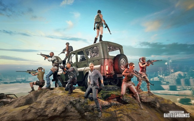 PUBG Tuntut Game Pembuat Rules of Survival