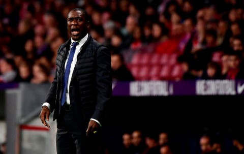 Clarence Seedorf (Foto: AFP/Pierre-Philippe Marcou)