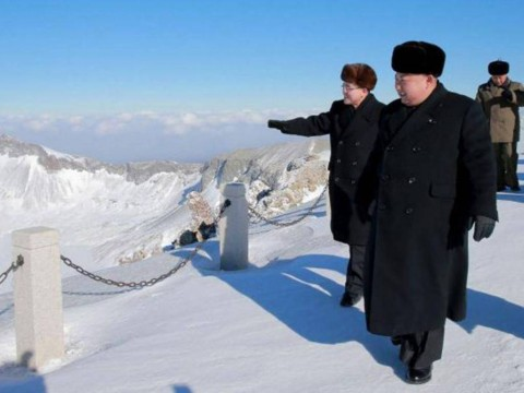 Kim Jong Un is said ready to discuss denuclearization with U.S (Photo: AFP).