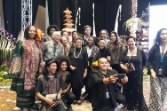 Kemeriahan Cultural Nights Indonesia Africa Forum 2018