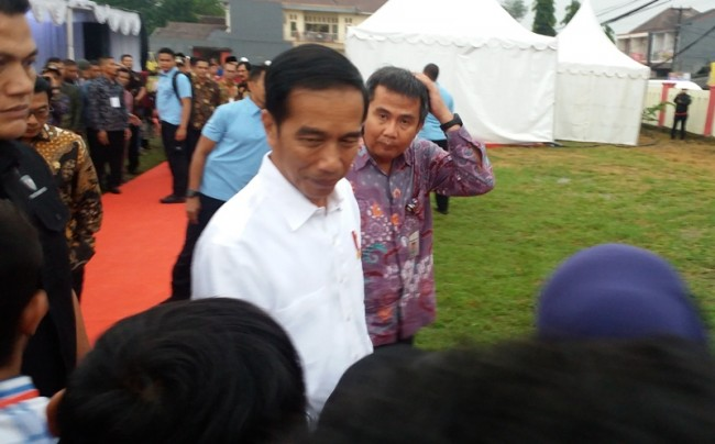President to Witness Realization Labor-Intensive Program in Sorong