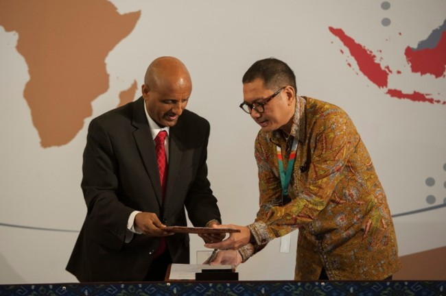 Ethiopian Airlines agree for Aircraft Maintenance with GMF Aero Asia