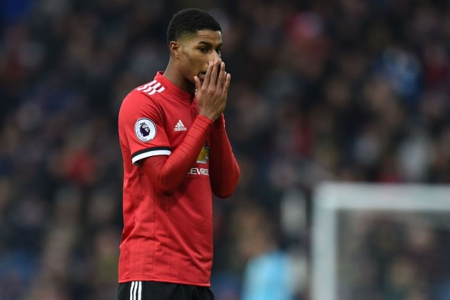 Arsenal Pantau Marcus Rashford