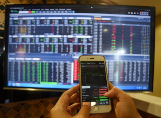 IHSG Sepekan Ditutup Melonjak 1,54%