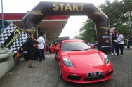 Porsche Club Indonesia Jajal Pertamax Turbo Euro 4