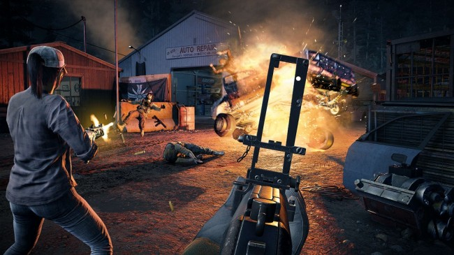Mode Arcade Far Cry 5, Obat Jenuh Singleplayer