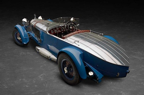 Mercedes-Benz S Barker Boat Tail buatan 1929. Carscoops