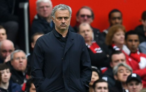 Jose Mourinho (Foto: AFP/Paul Ellis)
