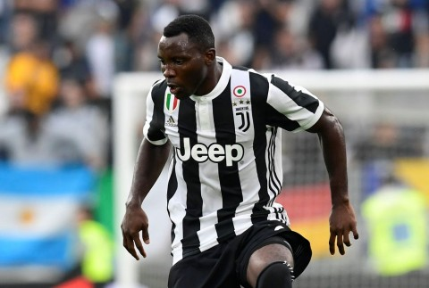 Kwadwo Asamoah (AFP PHOTO / MIGUEL MEDINA)