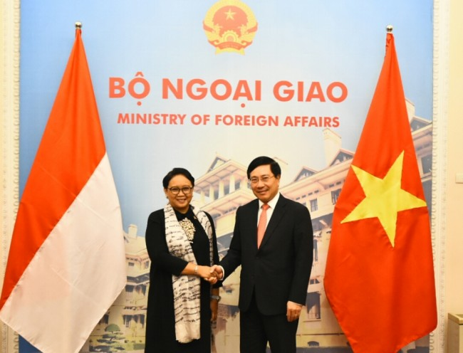 RI, Vietnam to Finalize EEZ Agreement