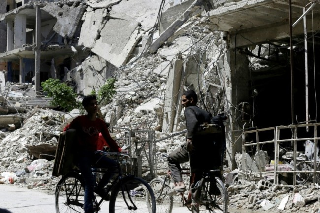 Chemical Inspectors Enter Syria's Douma Amid concerns for Probe