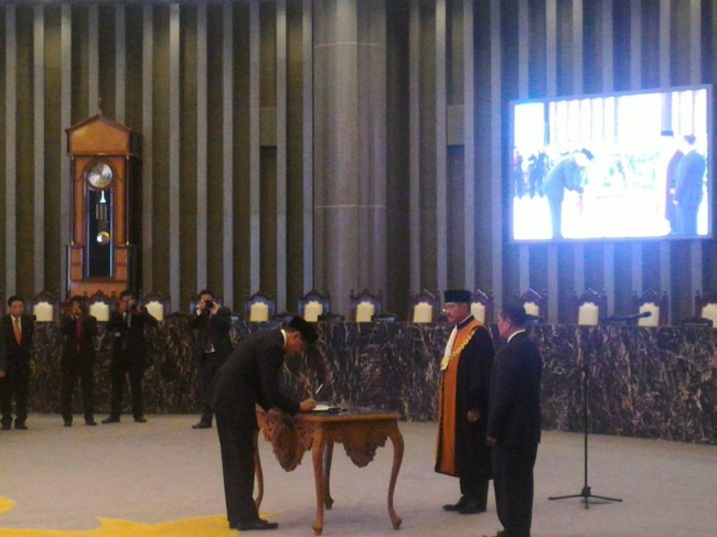 New BI Deputy Governor Inaugurated
