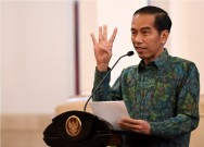 Jokowi Tagih Persiapan Asian Games