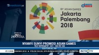 Nyanyi Sunyi Promosi Asian Games
