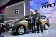 All New Suzuki Ertiga Bakal Dirakit di Indonesia