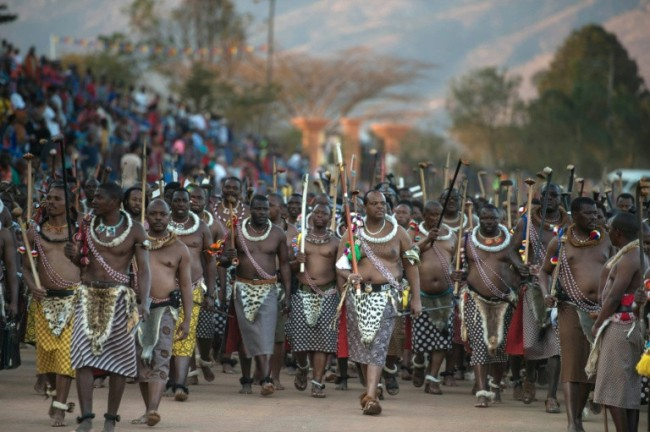 King Renames Swaziland as 'eSwatini'