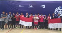 Indonesia Sabet 4 Emas di The 1st Fazza Dubai Para Badminton International 2018