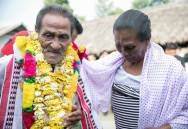 Indian YouTube singer has tearful reunion after 40 years