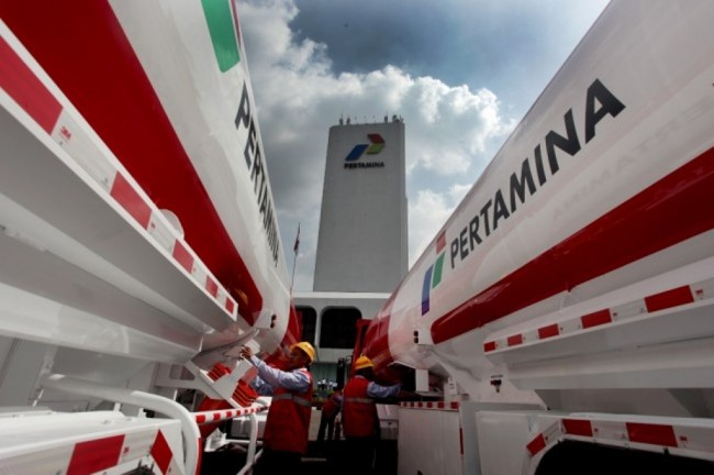 Pertamina President Director Fired