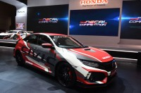 Decal Kabuki di Honda Civic Type R