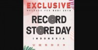 Rilisan Spesial di Record Store Day Indonesia 2018