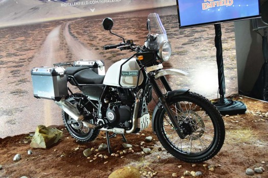 Motor Petualang Baru Dari Royal Enfield Meluncur
