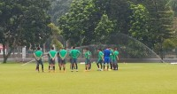 Timnas Gelar Mini Game Bersama Wakil Tim Homeless World Cup
