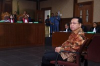 Setya Novanto Sentenced to 15 years in Prison