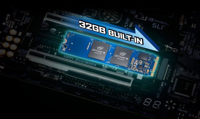 Motherboard Z370 Gigabyte Dukung Built-in Intel Optane
